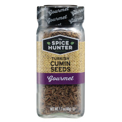 SPICE HUNTER WHOLE TURKISH CUMIN SEEDS 1.7 OZ