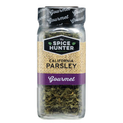SPICE HUNTER CALIFORNIA PARSLEY LEAVES 0.23 OZ