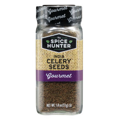 SPICE HUNTER WHOLE INDIA CELERY SEEDS 1.8 OZ
