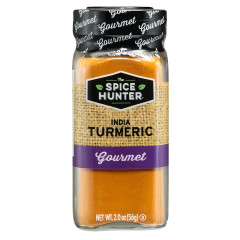 SPICE HUNTER GROUND INDIA TURMERIC 2 OZ