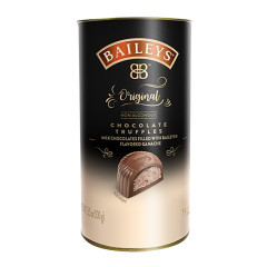 BAILEY'S FLAVOR FILLED MILK CHOCOLATE 3.5 OZ MINI TUBE