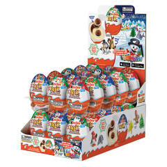 KINDER JOY HOLIDAY DISPLAY 0.7 0Z