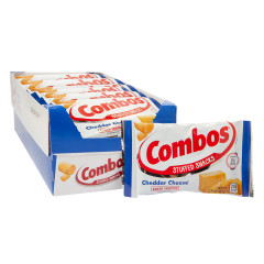 COMBOS CHEESE CRACKER 1.7 OZ BAG