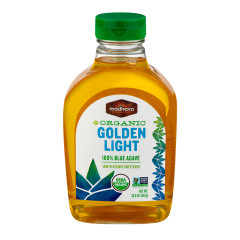 MADHAVA LIGHT AGAVE NECTAR 23.5 OZ BOTTLE