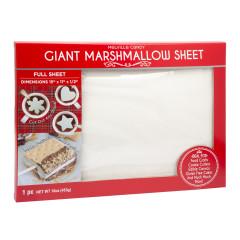 GIANT MARSHMALLOW SHEET 16 OZ