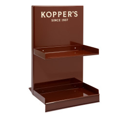 KOPPERS SINGLE SERVE GRAB & GO BAG DISPLAY RACK