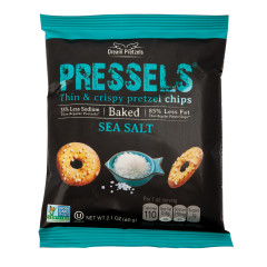 PRESSELS PRETEL CHIPS SEA SALT 2.1 OZ POUCH