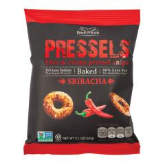 PRESSELS SRIRACHA 2.1 OZ POUCH