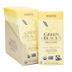 GREEN & BLACK WHITE CHOCOLATE VANILLA 3.17 OZ