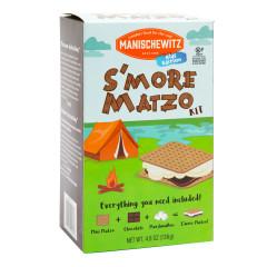 MANISCHEWITZ S'MORE MATZO KIT 4.8 OZ BOX