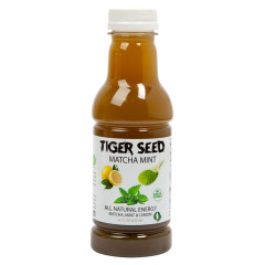 TIGER SEED MATCHA MINT 16 OZ BOTTLE *FL DC ONLY*