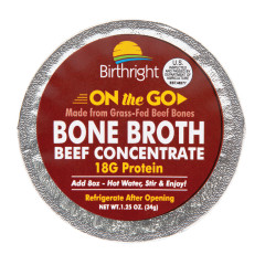 BIRTHRIGHT BEEF BONE BROTH CONCENTRATE 1.25 OZ *FL DC ONLY*