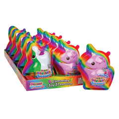 BEARIED TREASURE GUMMIES & TOY TREASURE 1 OZ