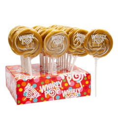 WHIRLY POP GOLD & WHITE TUTTI FRUTTI FLAVOR 1.5 OZ