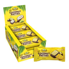 ANASTASIA PINA COLADA COCONUT PATTIES 2 PC