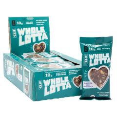 CLIF WHOLE LOTTA ORGANIC SALTED DARK CHOCOLATE 1.98 OZ