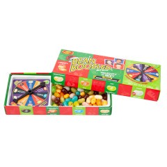 JELLY BELLY BEANBOOZLED JELLY BEANS NAUGHTY AND NICE SPINNER BOX
