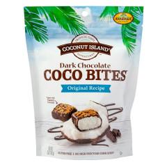 ANASTASIA COCONUT ISLAND COCO BITES ORIGINAL 5 OZ POUCH