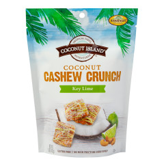 ANASTASIA COCONUT CASHEW CRUNCH KEY LIME 5 OZ POUCH *FL DC ONLY*