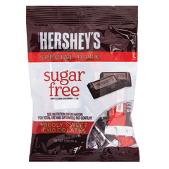 HERSHEY'S SPECIAL DARK SAN FRANCISCO PEG BAG 3 OZ *SF DC ONLY*