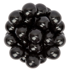 BLACK GUMBALLS GRAPE FLAVORED 850 CT
