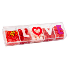 JELLY BELLY LOVE BEANS 5 FLAVOR 4 OZ GIFT BOX
