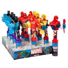 MARVEL AVENGERS CANDY FAN 0.53 OZ