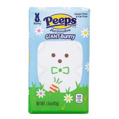 PEEPS GIANT WHITE BUNNY 1.13 OZ