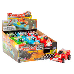 FORMULA 1 RACER WITH CANDY *SF DC ONLY*