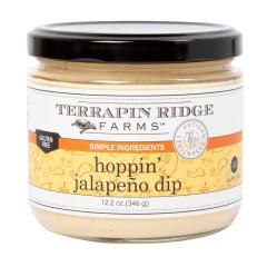 TERRAPIN HOPPIN JALAPENO DIP 12.2 OZ JAR