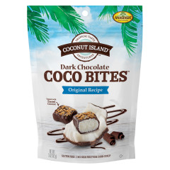 ANASTASIA ORIGINAL MINI COCONUT PATTIES 5 OZ PEG BAG