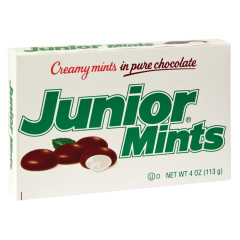 JUNIOR MINTS 3.5 OZ THEATER BOX *SF DC ONLY*