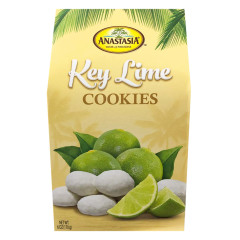 ANASTASIA KEY LIME COOKIES 6 OZ GABLE BOX *FL DC ONLY*