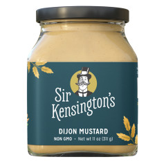 SIR KENSINGTON'S DIJON MUSTARD 11 OZ JAR