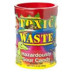 TOXIC WASTE TYE DYE SOUR CANDY BANK 3 OZ