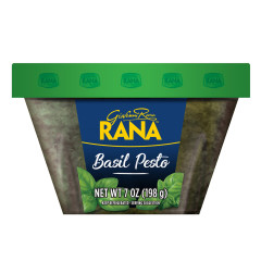 RANA BASIL PESTO SAUCE 7 OZ TUB
