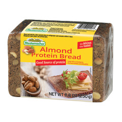 MESTEMACHER ALMOND PROTEIN BREAD 8.8 OZ