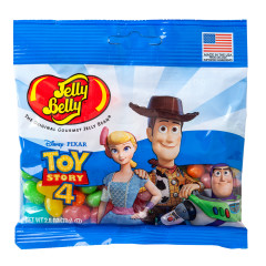 JELLY BELLY DISNEY PIXAR TOY STORY 4 JELLY BEAN MIX 2.8 OZ BAG