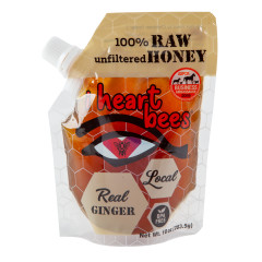 I HEART BEES GINGER 10 OZ POUCH *FL DC ONLY*