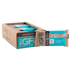 THE GFB COCONUT CASHEW CRUNCH 2.05 OZ BAR
