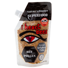 I HEART BEES BEE POLLEN 8 OZ POUCH *FL DC ONLY*