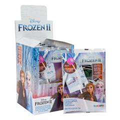 DISNEY FROZEN 2 SECRET BAG WITH STICKERS, CARDS, LOLLIPOP & POSTER 0.25 OZ