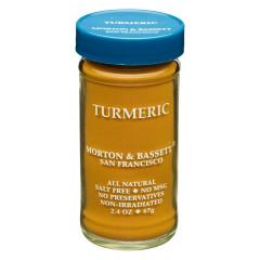 MORTON & BASSETT TURMERIC 2.4 OZ SHAKER