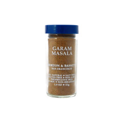 MORTON & BASSETT GARAM MASALA 1.9 OZ SHAKER