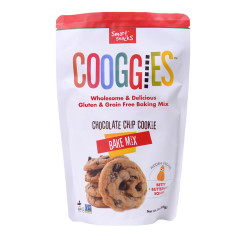 COOGGIES - GLUTEN FREE & GRN FR - CHOCOLATE CHIP COOK BKG MIX - 13OZ