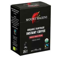 MOUNT HAGEN - ORG REG COFFEE STICKS(25CT) - 1.76OZ