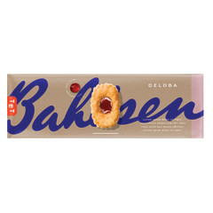 BAHLSEN DELOBA RED CURRANT BISCUIT 3.5 OZ
