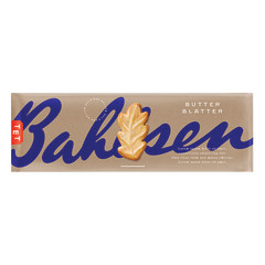 BAHLSEN BUTTER LEAVES BISCUIT 4.4 OZ