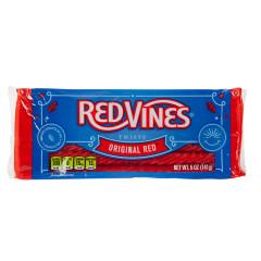 RED VINES ORIGINAL RED LICORICE TWISTS 5 OZ