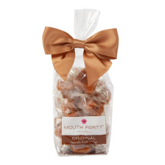 MOUTH PARTY CARAMELS GIFT BAG 6 0Z *SF DC ONLY*